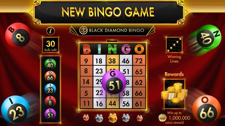 SLOTS - Black Diamond Casino screenshot-3