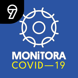 Ícone do app Monitora Covid-19