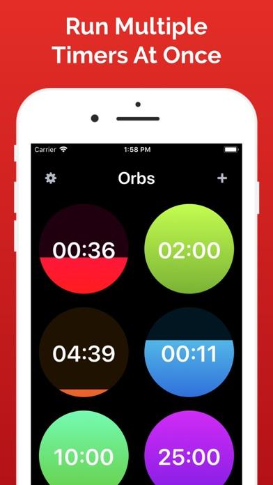 Orbs: Countdown Timersのおすすめ画像1