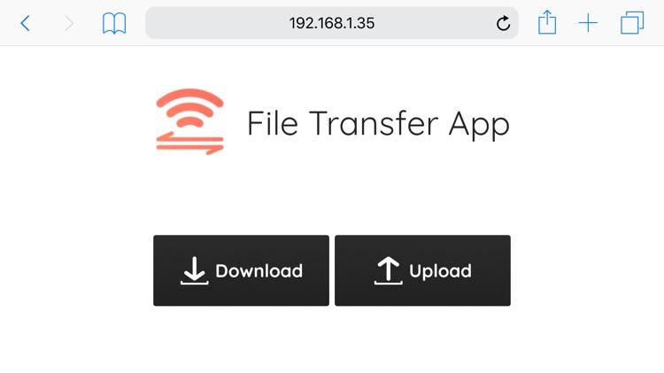 File Transfer App screenshot-4