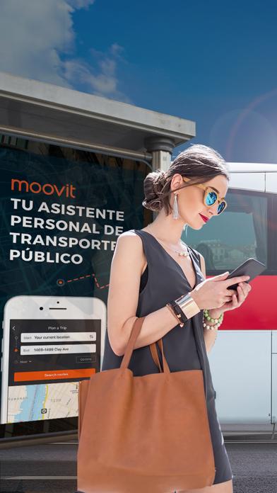 Screenshot for Moovit: Transporte público in Peru App Store