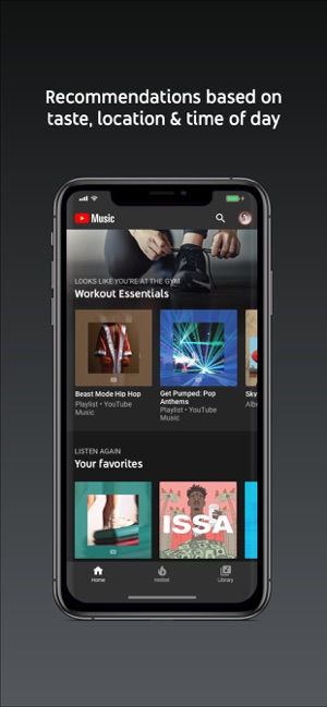 YouTube Music on the App Store