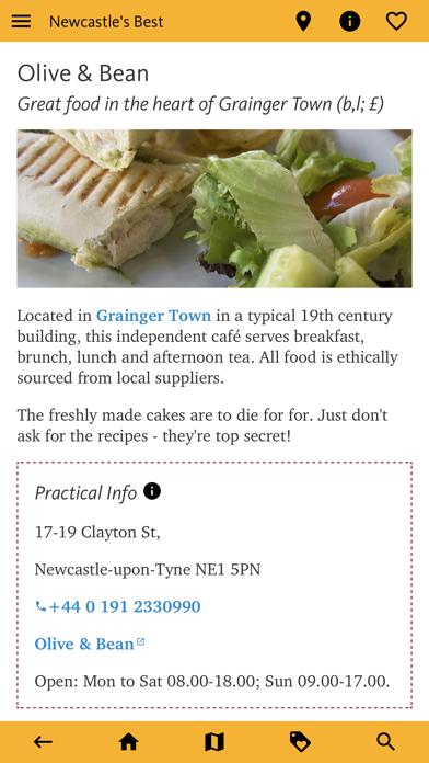 Newcastle's Best: Travel Guide screenshot 9