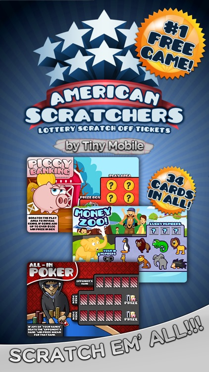 American Scratchers Lottery
