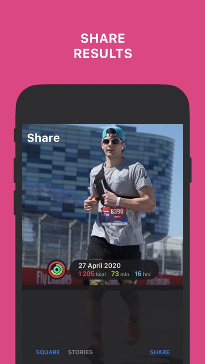 Activity Tracker+ screenshot-6