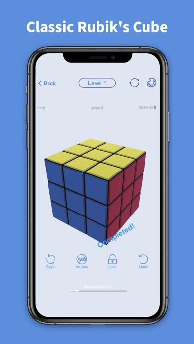 Rubiks Cube-Numpuz Puzzle Game screenshot 8