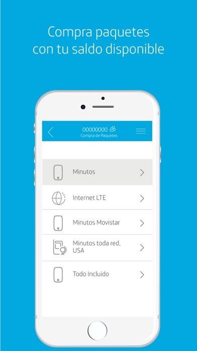 Mi Movistar El Salvador screenshot 6