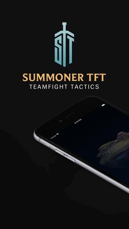 Summoner TFT -  Tactics Helper