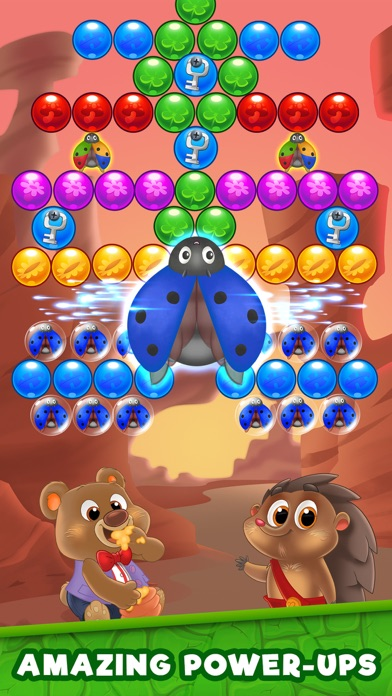 Bubble Friends - Bubble Pop wiki review and how to guide