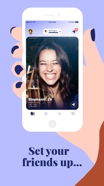 Ship: Dating & Matchmaking App