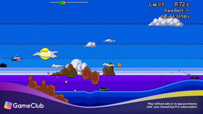 Pixel Boat Rush - GameClub screenshot 5