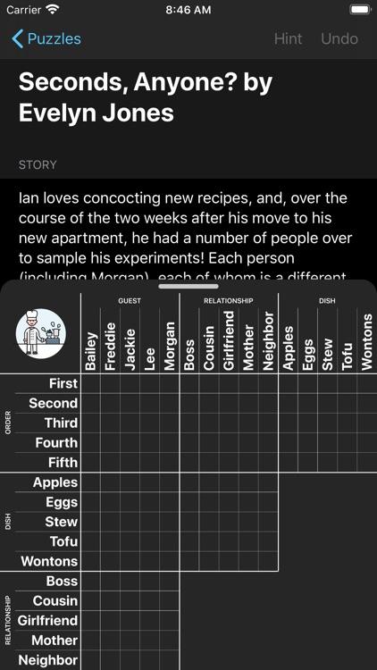 Classic Logic Problems screenshot-6