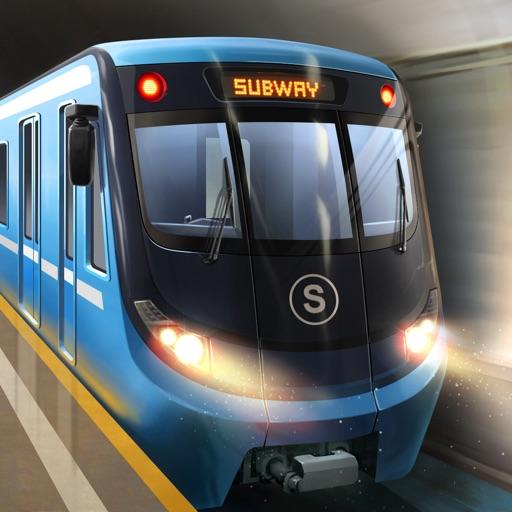 Subway Simulator 3D iOS App