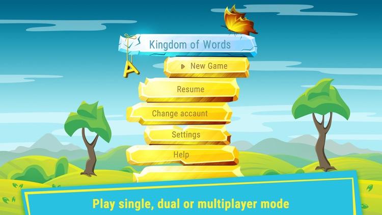 Kingdom of Words screenshot-0