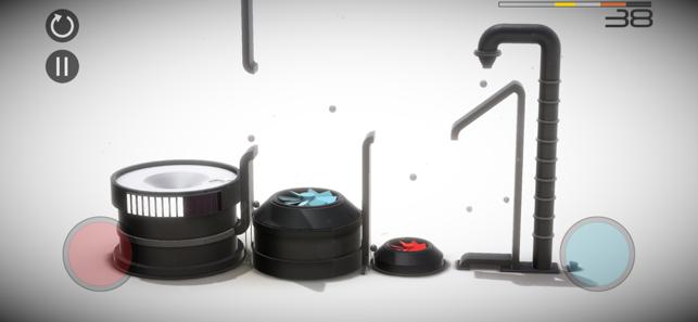 Perchang: A Portal Puzzler Screenshot