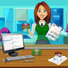 Activities of Bank Manager Cash Register