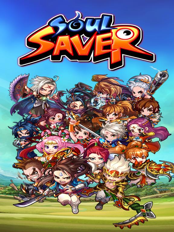 Soul Saver: Idle RPGのおすすめ画像1