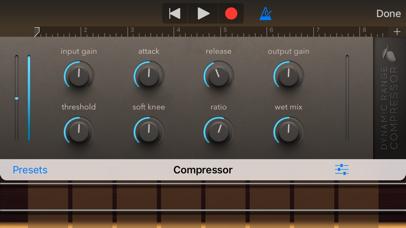 Compressor Audio Unit app image