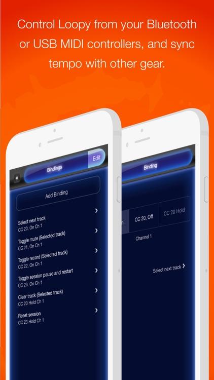 Loopy HD - Live Looper screenshot-4