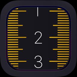Ícone do app Measuring Tape PRO