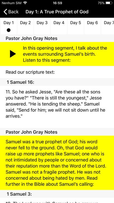 T D  Jakes Ministries - App - iOS me