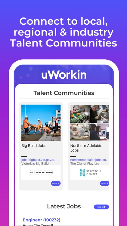 uWorkin Jobs - 100,000+ jobs