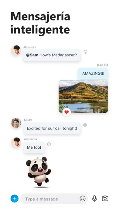 Descargar Skype para iPhone para Android