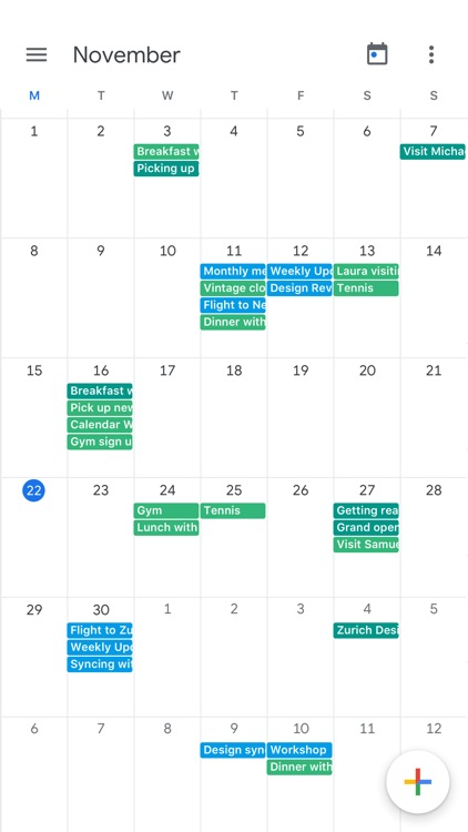 Google Calendar: Time Planner screenshot-4