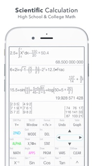 Graphing Calculator Plus iphone images