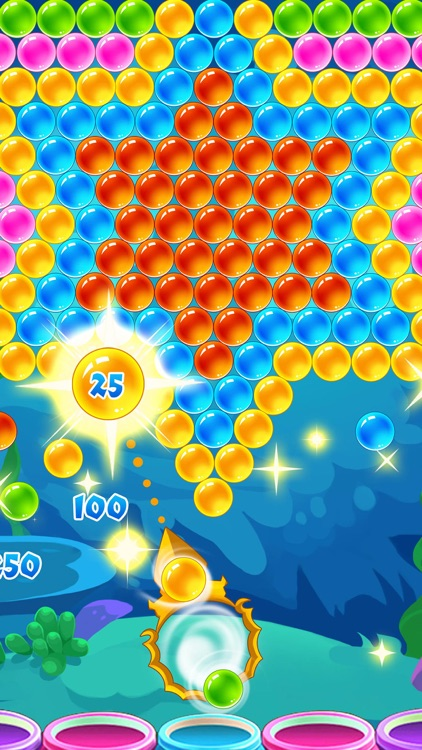 Bubble Shooter -Wish to blast