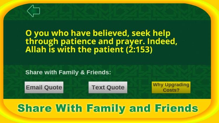 Ramadan Quotes & Islamic Duas screenshot-3