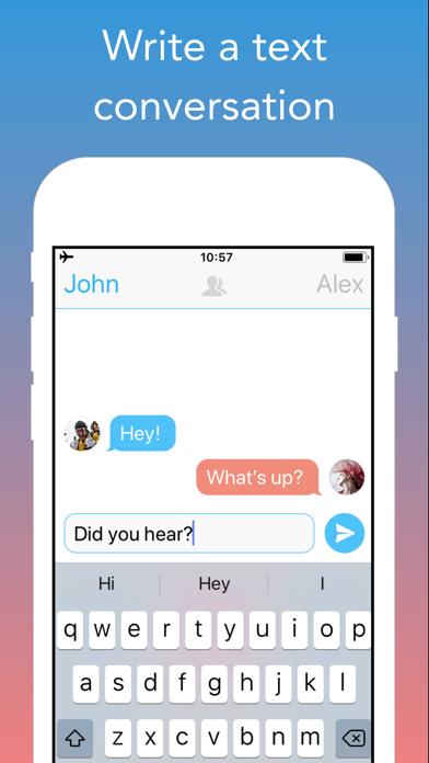 TextingStoryのおすすめ画像1