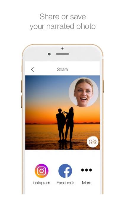 YADA YADA: Add video to photos screenshot-3