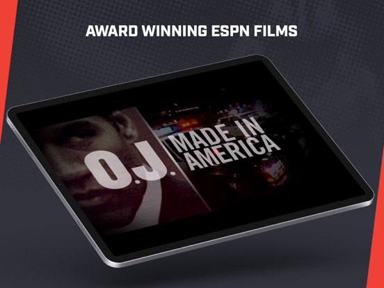 Screenshot #6 pour ESPN Player