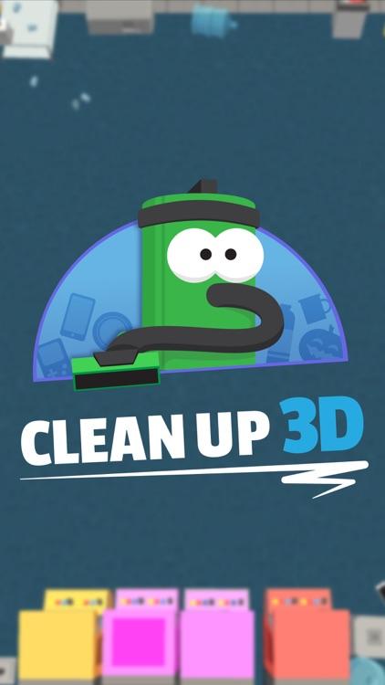 Clean Up 3D screenshot-4