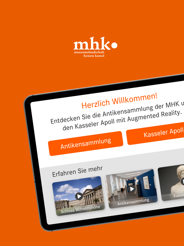 MHK Antikensammlung Screenshot