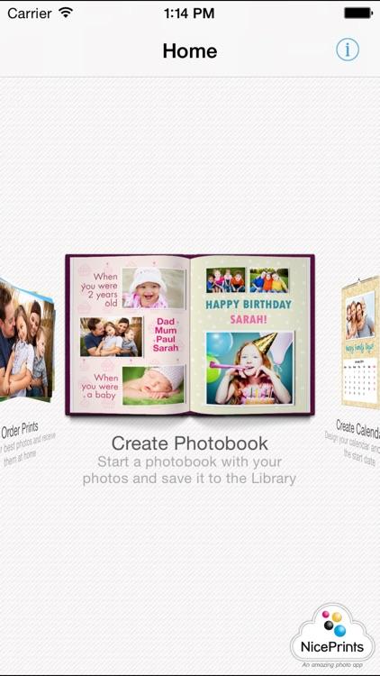 NicePrints: Photobooks screenshot-3