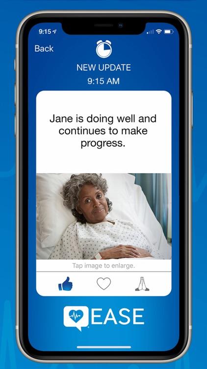 EASE Applications Messaging screenshot-5