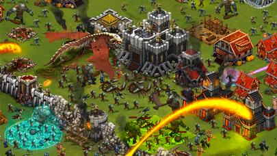 Throne Rush Screenshot