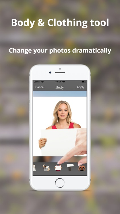PicTouch:Photo Editor, Collage screenshot-8