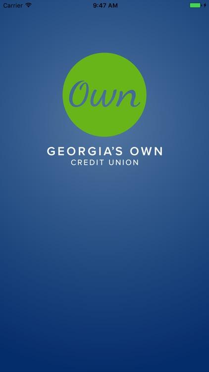 Georgia's Own Credit Union