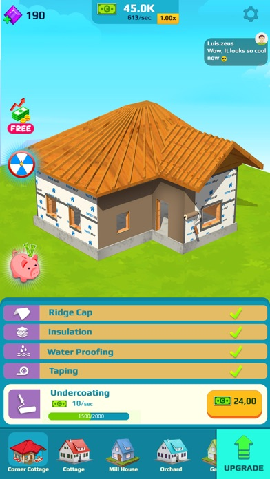 Idle Home Makeover screenshot 4