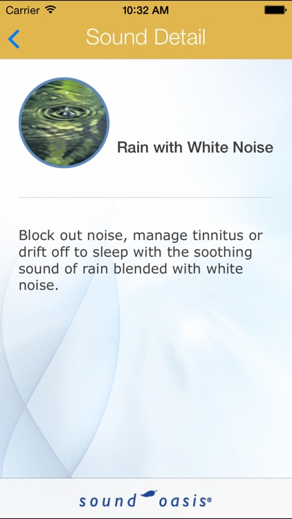 Tinnitus Therapy Lite screenshot-3