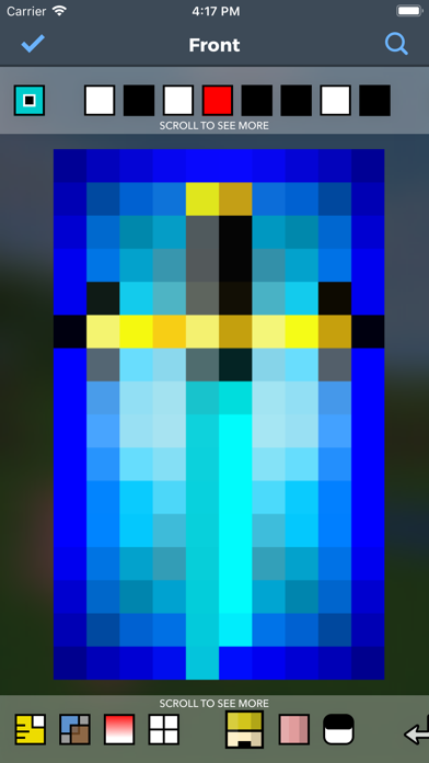 Cape Creator For Minecraft By Seejaykay Llc Ios United States