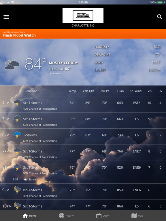 WCNC Charlotte Weather App   App Price Drops