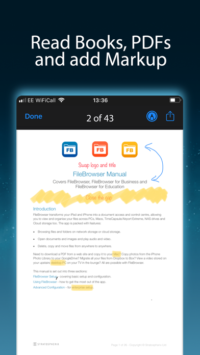 FileBrowser - Document Managerのおすすめ画像6