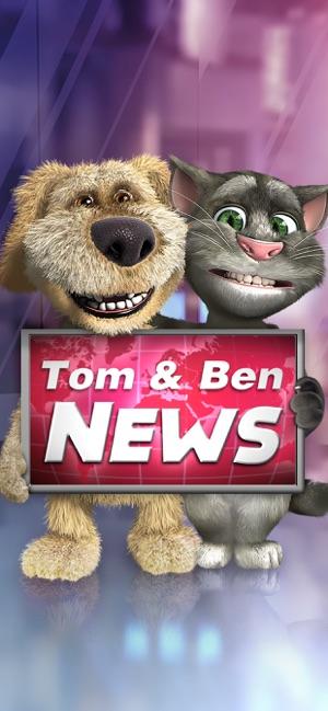 Talking Tom & Ben News on the App Store