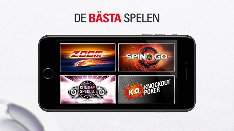 PokerStars Online Poker Spel screenshot-3