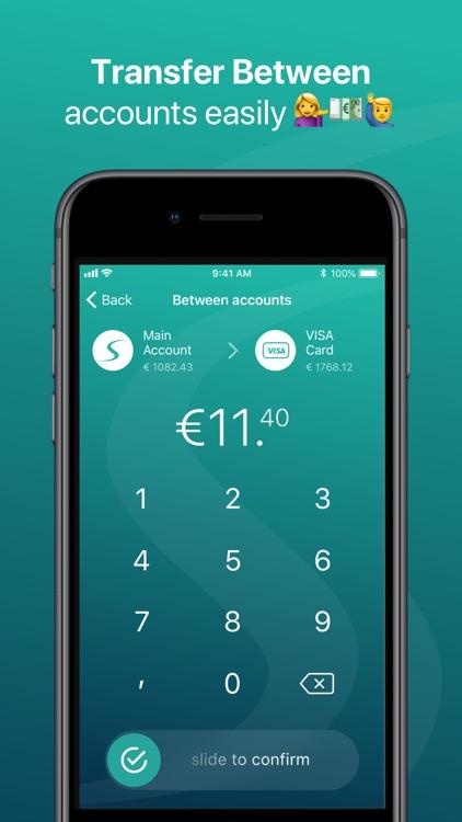 Paysera Mobile Wallet screenshot-3