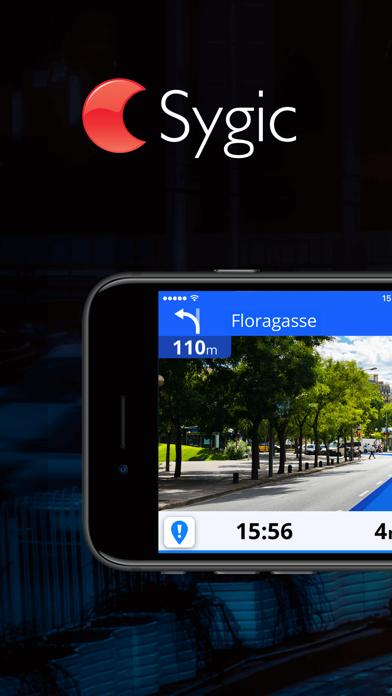 Sygic GPS Navigation & Maps by Sygic a  s  (iOS, United